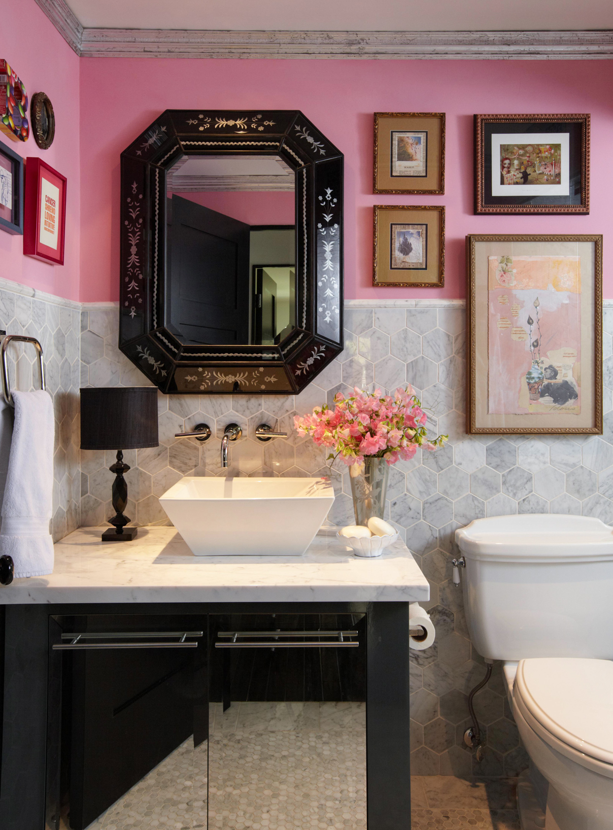 Stylish Bathroom Color Schemes Better Homes Gardens