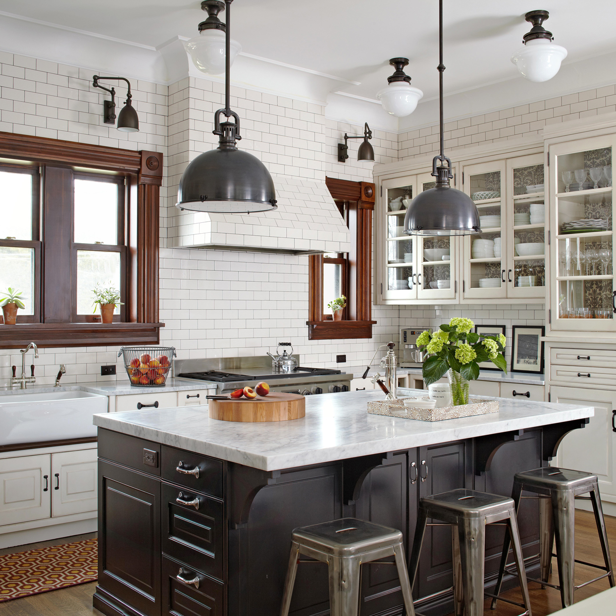Kitchen Pendant Lighting Tips Better Homes Gardens
