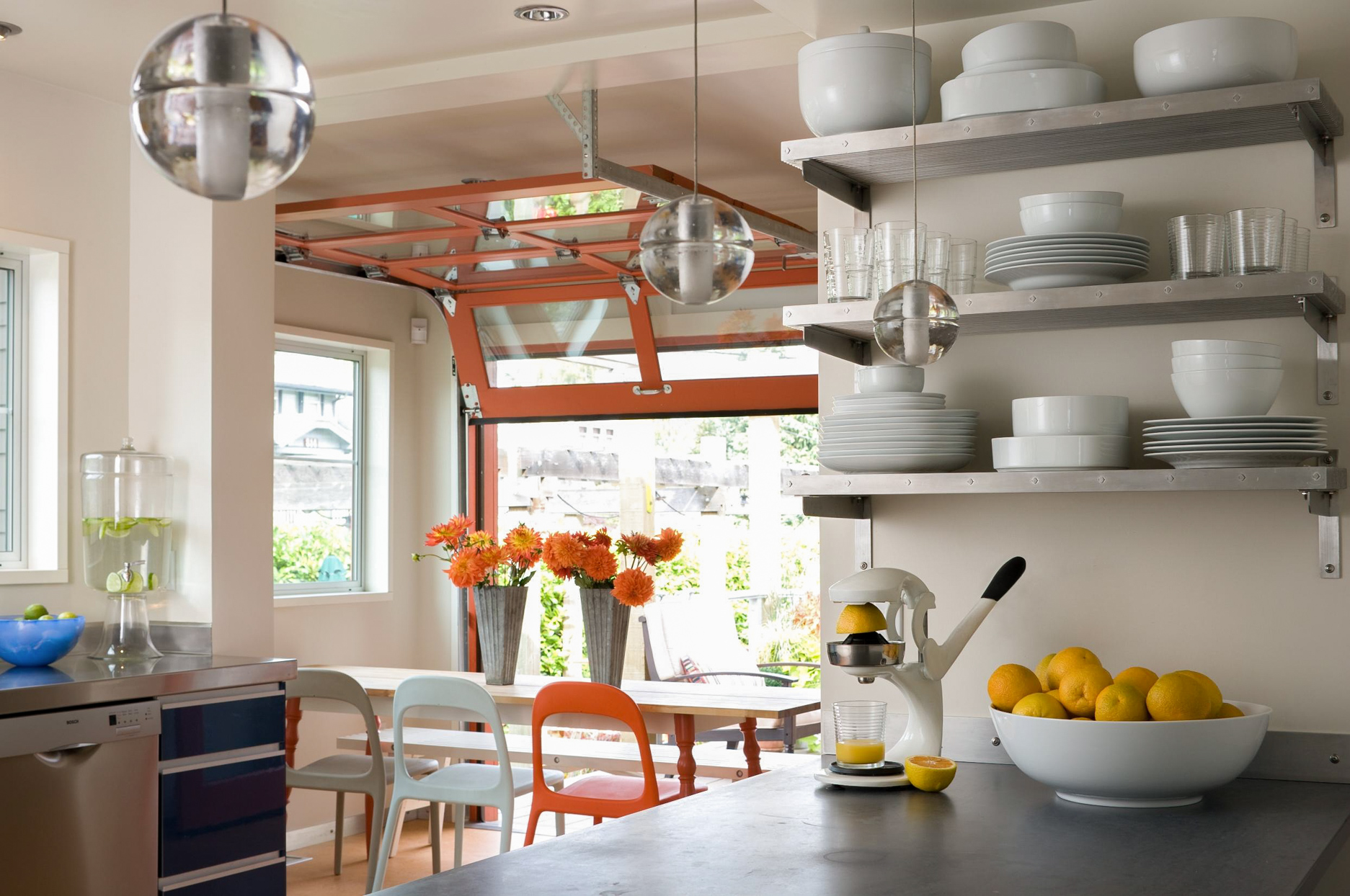 Must See Eat In Kitchens   Better Homes & Gardens