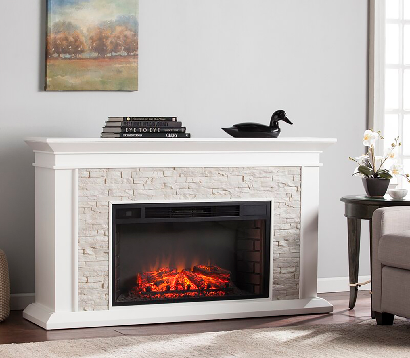 20 Best Electric Fireplaces in 20, According to Reviews   Better ...