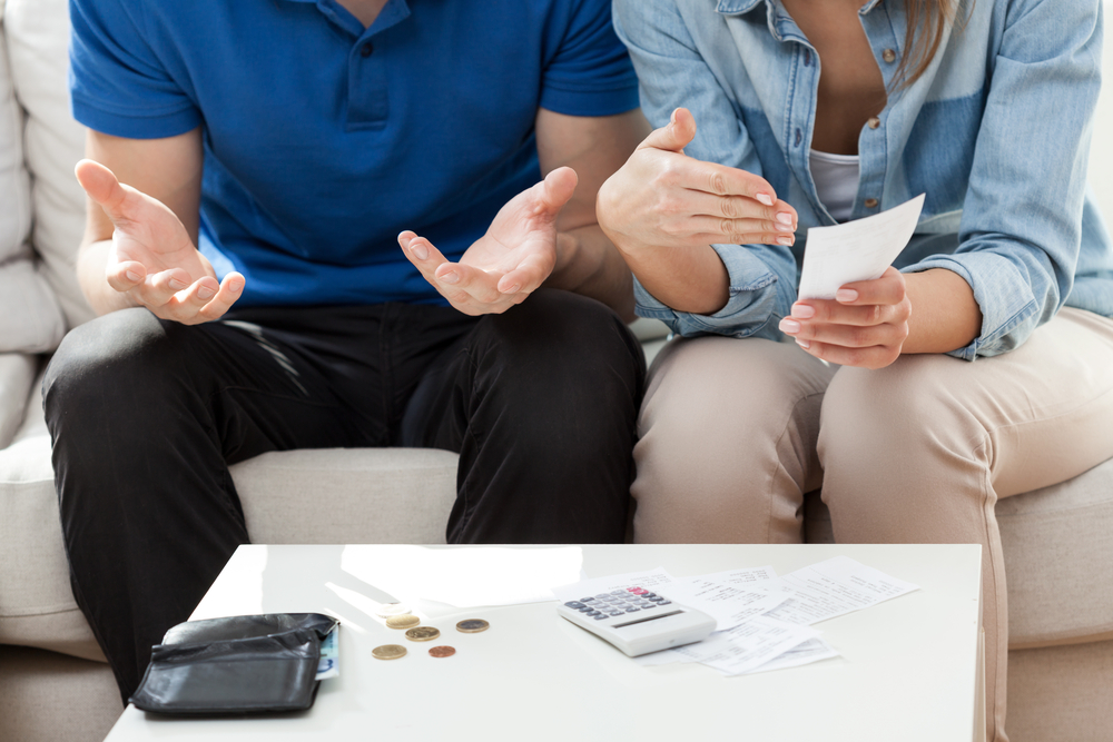 5 Ways to Stop Arguing Over Money