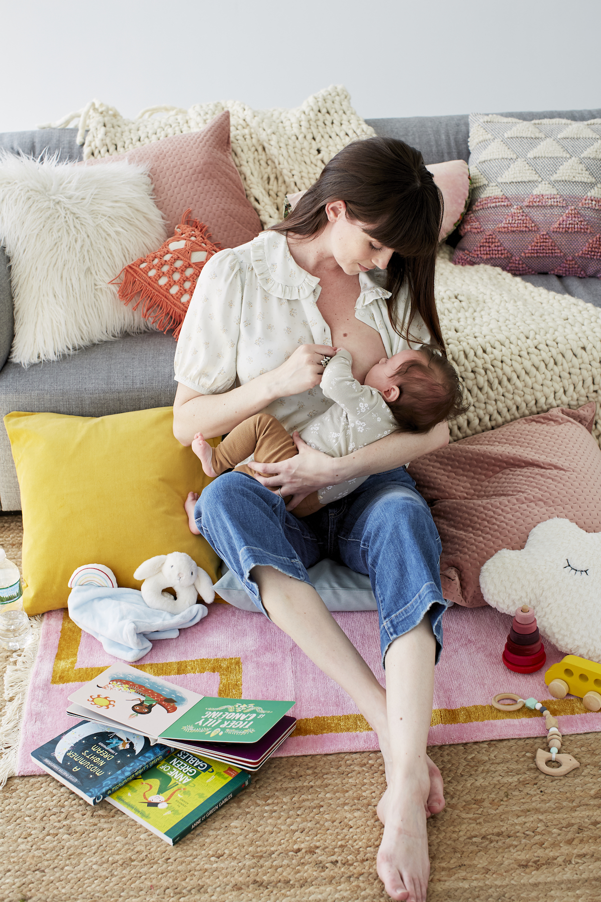 Expert Answers to Breastfeeding Questions