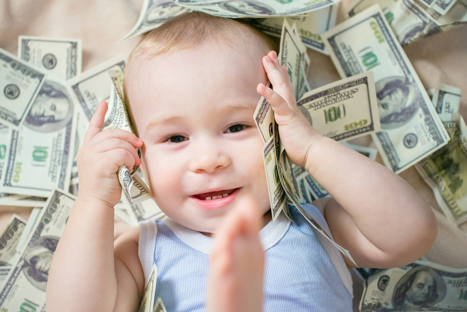 How Much Is Your Baby Really Costing You?