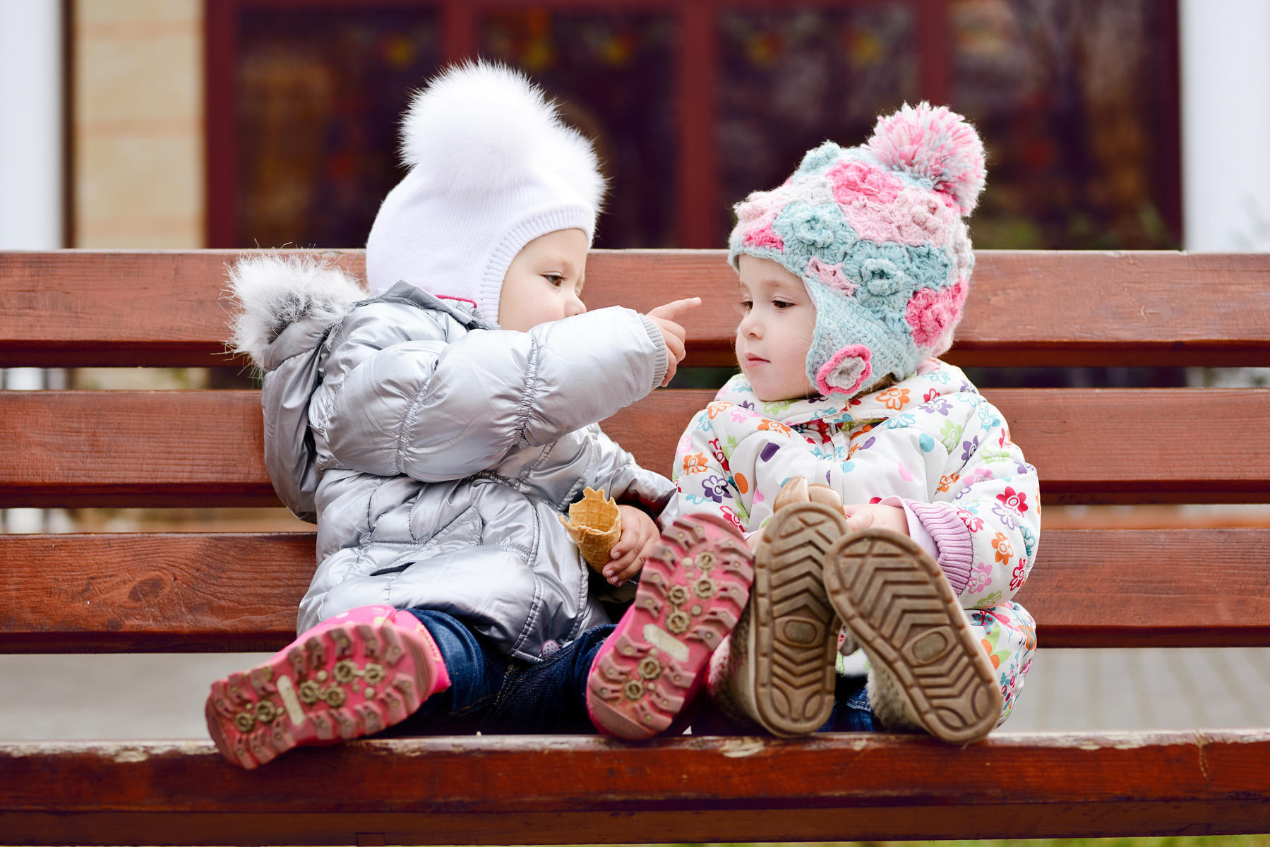 Age-by-Age Guide to Baby Friendships