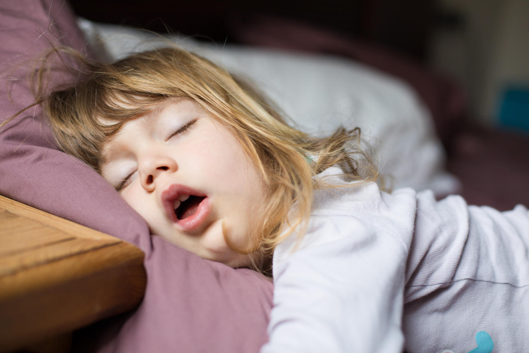 Signs of Sleep Apnea in Children and How to Help
