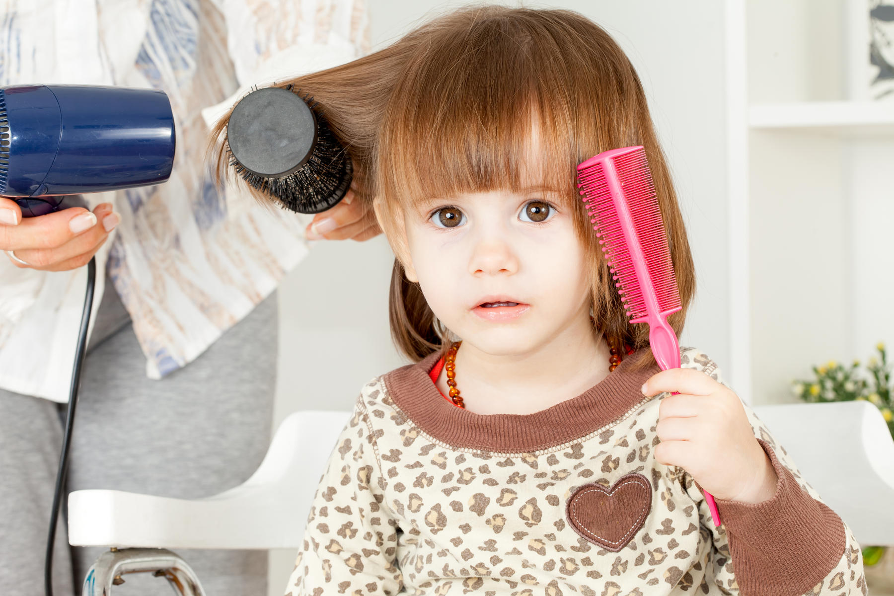 6 Tricks for Managing Baby Grooming