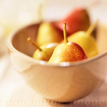 Peach and Pear Baby Food