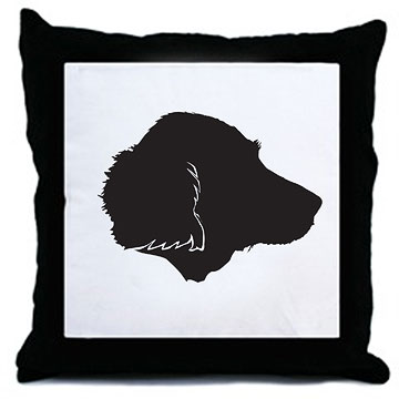 Simply Silhouettes Pillow