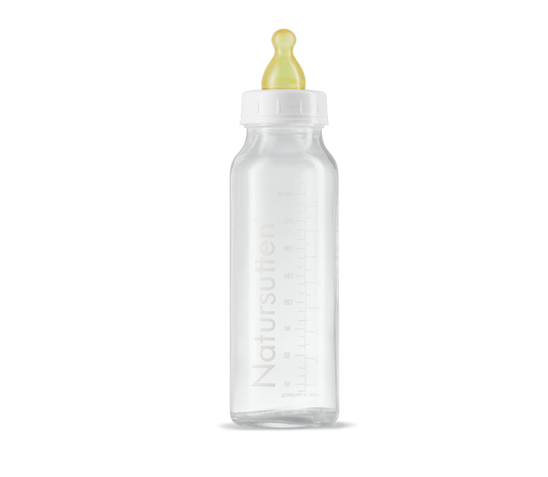 Bottle it up Natursutten Glass Bottle