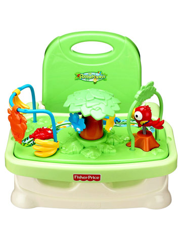 Fisher-Price Rainforest Booster Seat