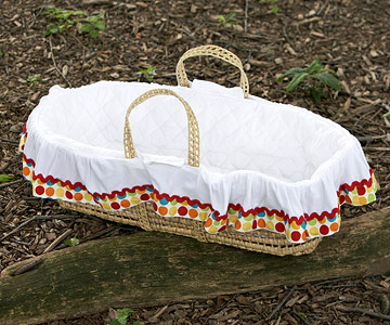Forty Winks' Moses Basket