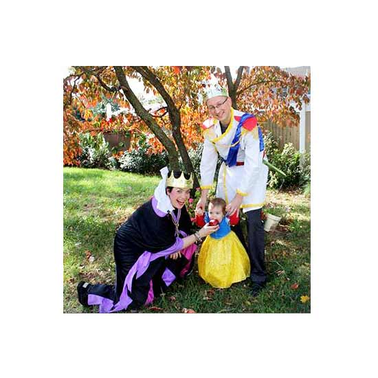 Group and Family Halloween Costumes