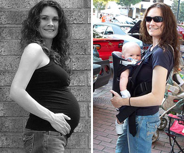 Lose the Baby Weight Success Stories | Parents