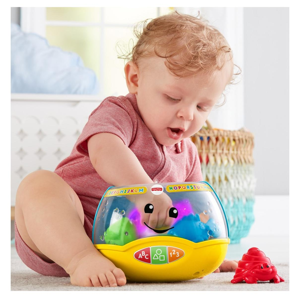 7 Best Toys for Babies and Toddlers Learning to Talk