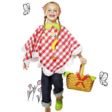Simple Picnic Lunch Costume
