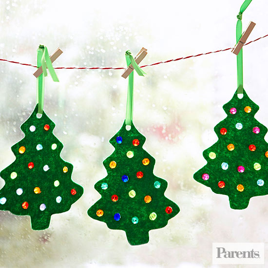 Handmade Christmas Gifts For Kids: 20+ Christmas Ornaments For Kids To Make