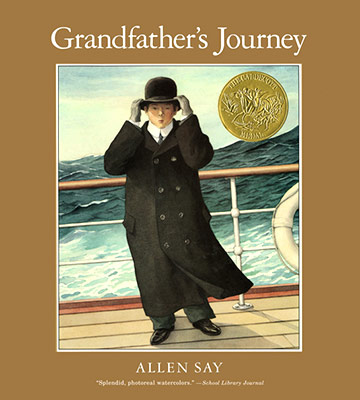 Grandfather's Journey, by Allen Say