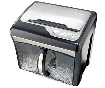MailMate paper shredder