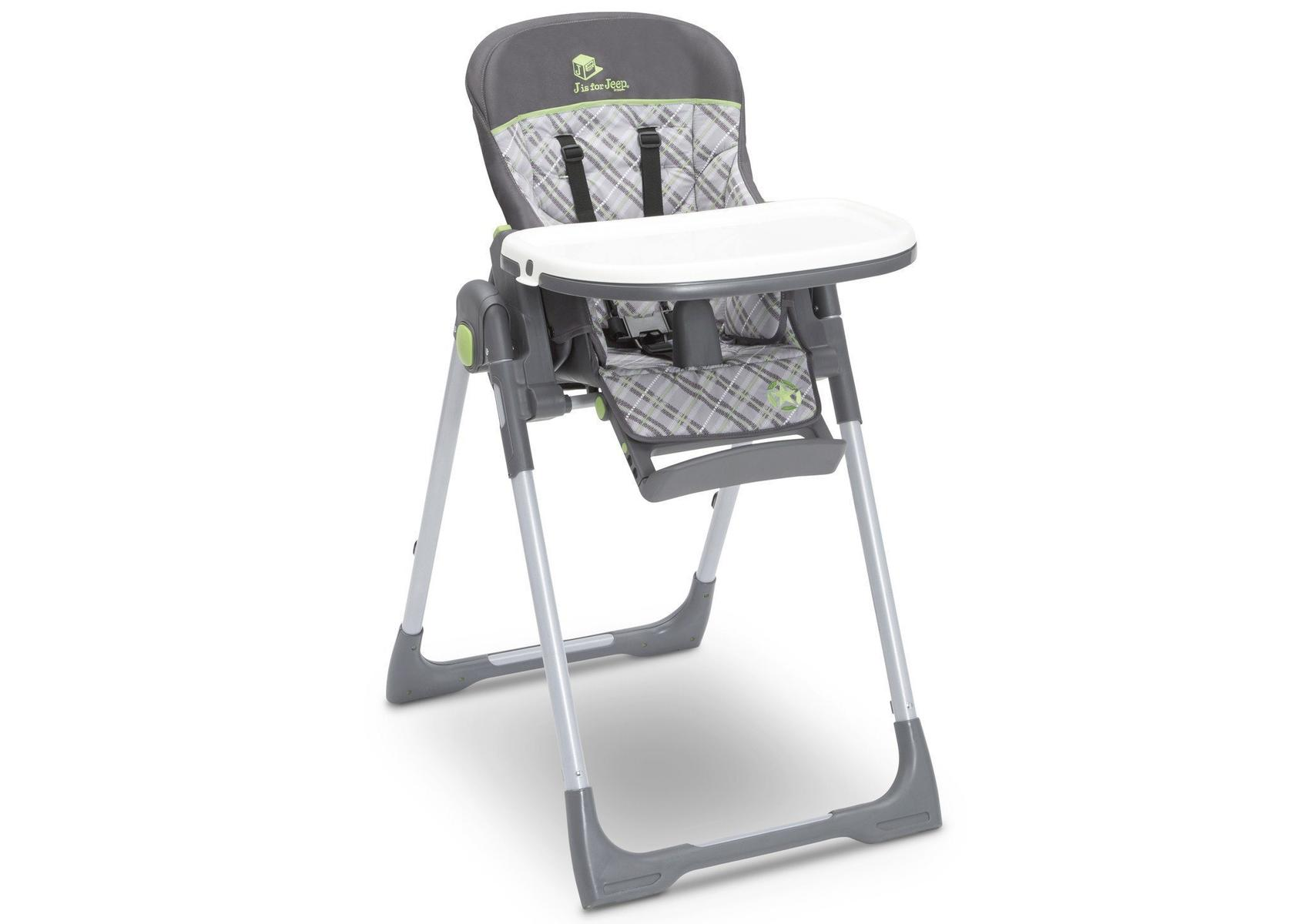 Jeep By Delta Children's Classic High Chair