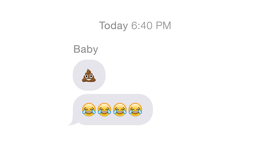 If Babies Could Text: Texts from the Crib