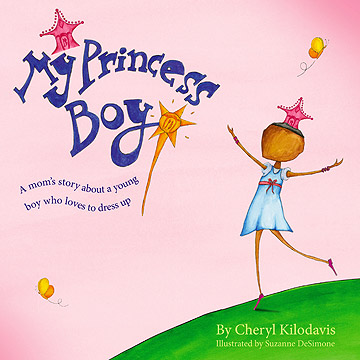 'My Princess Boy': An Interview with Cheryl Kilodavis