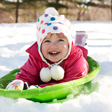 10 Rules for Safe Snow Days