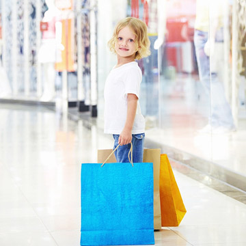 Mall Safety: 5 Strategies to Keep Kids Safe