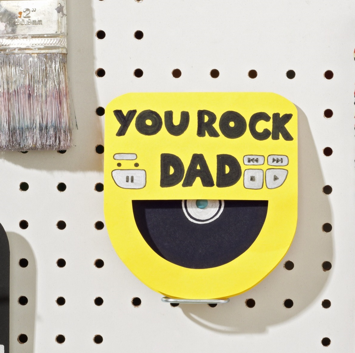 Fathers Day Crafts For Kids 21 Too Cute Gift Ideas Dad