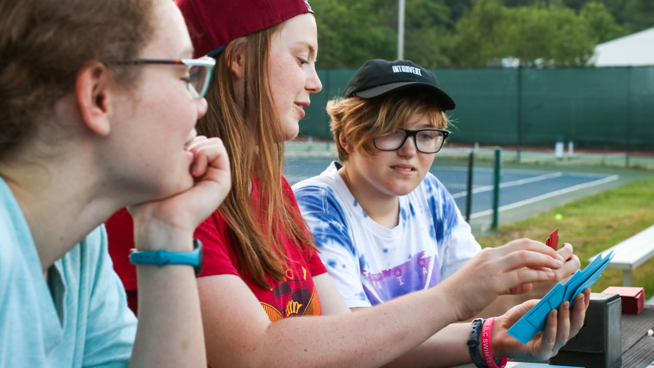Role-Playing Games Camp