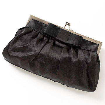 Lela Rose for Payless Black Tie Elizabeth Clutch