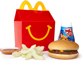 happy meal 29191