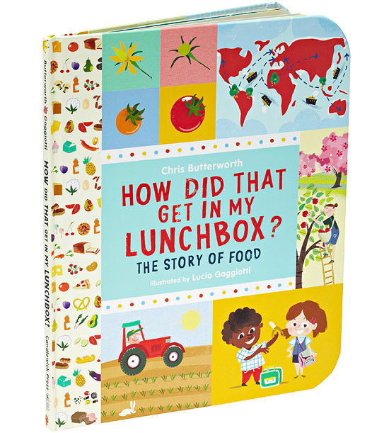 How Did That Get in My Lunchbox? The Story of Food