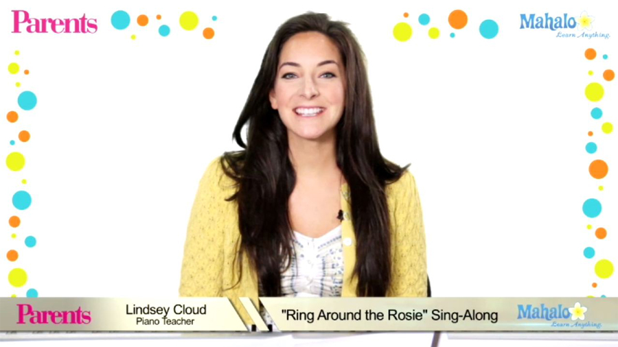 Ring Around the Rosie: Sing-Along Song Video for Kids