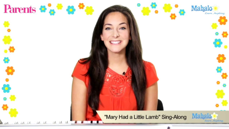 Mary Had a Little Lamb: Sing-Along Song Video for Kids