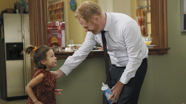 'Modern Family' Curse Word Causes Stir 29449