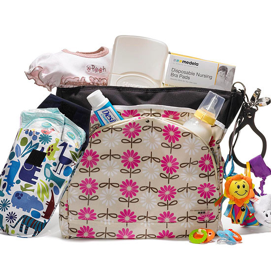 How to Pack a Diaper Bag