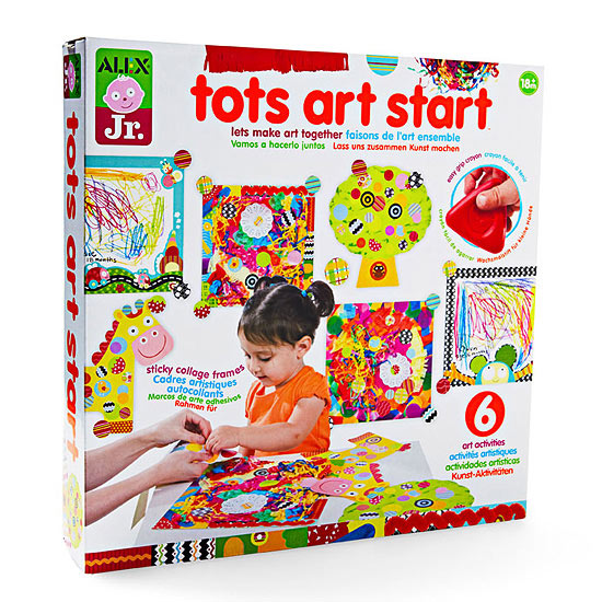 THE ARTS - Tots Art Start