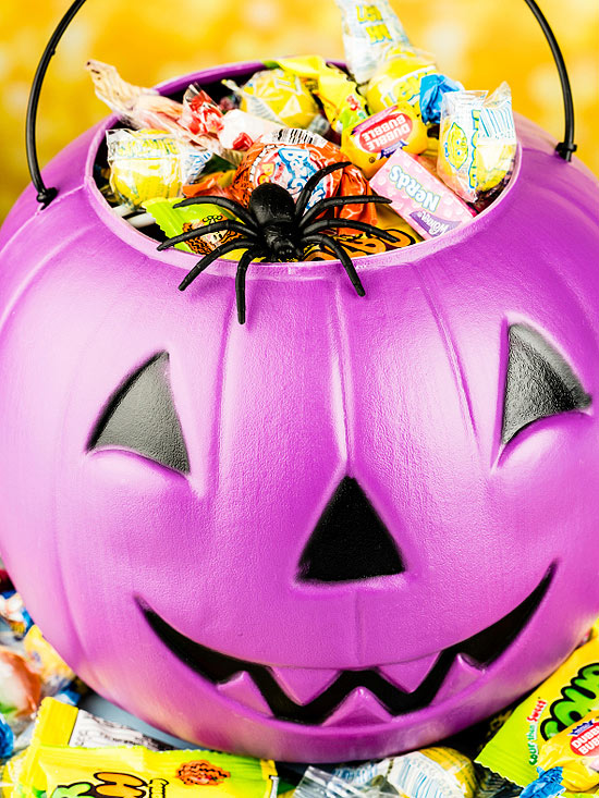 Avoid Halloween Candy Overload with Switch Witchery