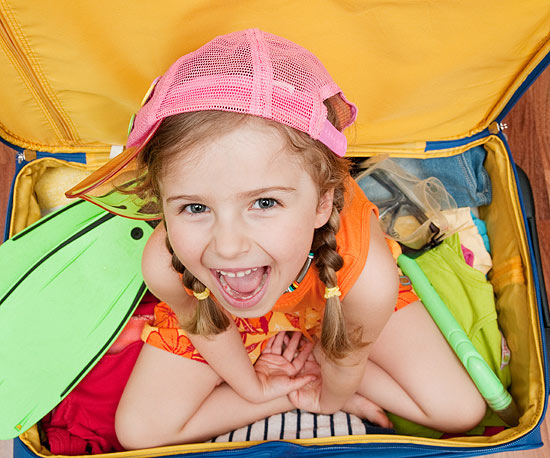 Packing Checklist for Big Kids