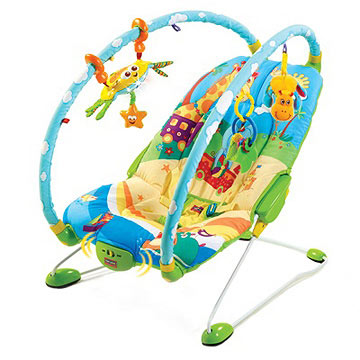 Tiny Love's Gymini bouncer