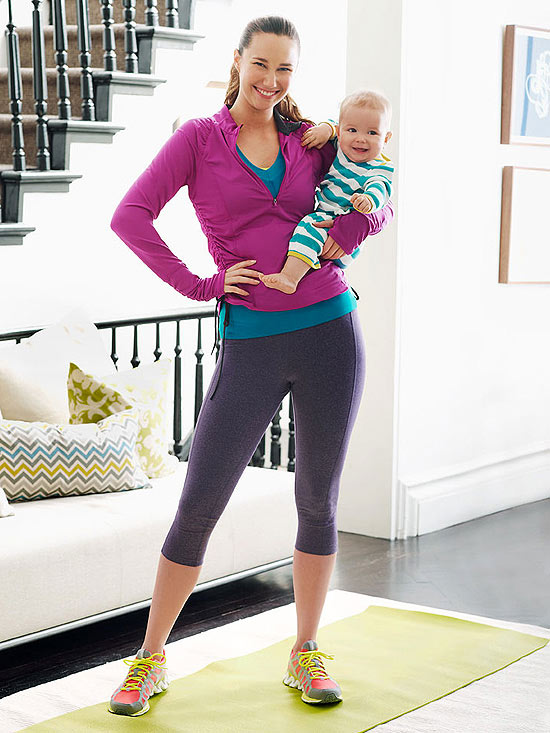 Flexible Weight Loss Plan for New Moms