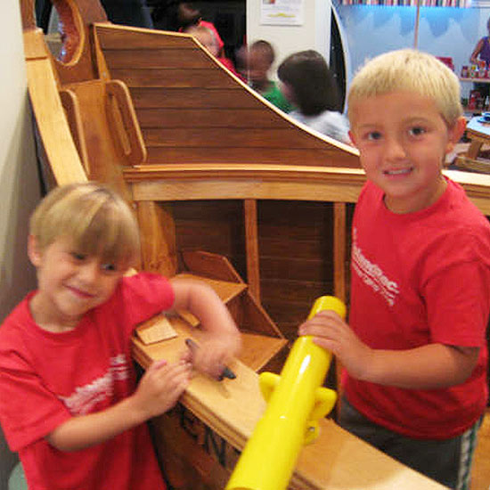 The Sandbox, a children's museum