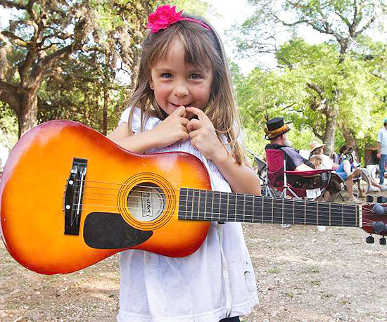 Fun Music Festivals for Families