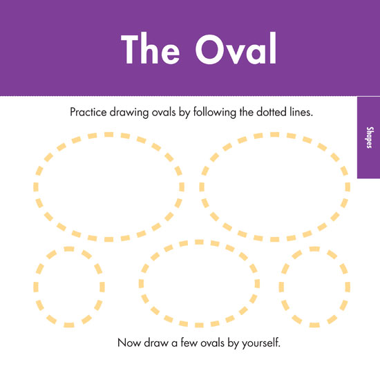 Trace an Oval