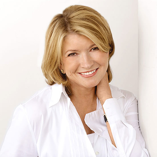 Crafting a Charmed Life: Interview With Martha Stewart