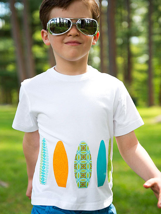 Easy-to-Make Summer T-shirt