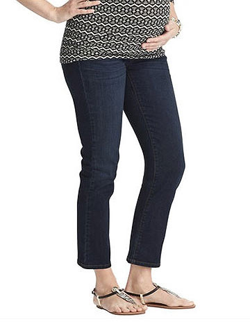 Ann Taylor maternity jeans
