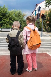 Do You Let Your Child Walk to School Alone?