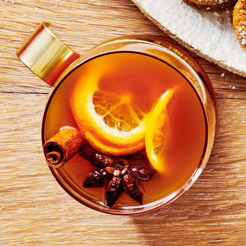 Slow-Cooker Spiced Cider