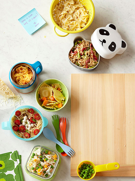Pasta Lunches
